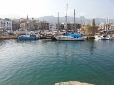 Kyrenia Harbour - Northern Cyprus