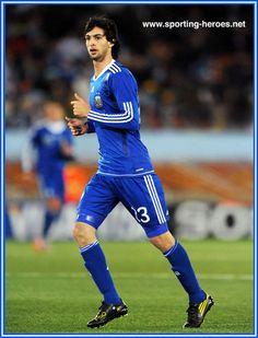 Javier Pastore - Argentina - FIFA Copa del Mundo 2010