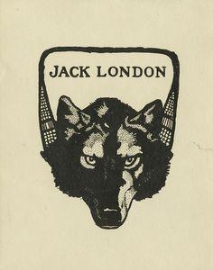 Exlibris of Jack London