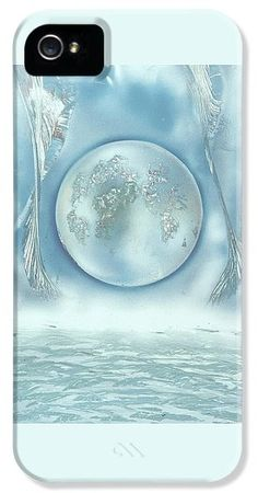 Turquoise Dream IPhone 5 / 5s Case Printed with Fine Art spray painting image Turquoise Dream by Nandor Molnar (When you visit the Shop, change the orientation, background color and image size as you wish)