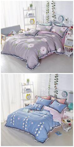 4-Piece #Bedding Sets/Duvet Cover