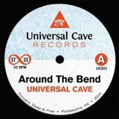"""UNIVERSAL-CAVE-AROUND-THE-BEND-RIDING (7"""")"""