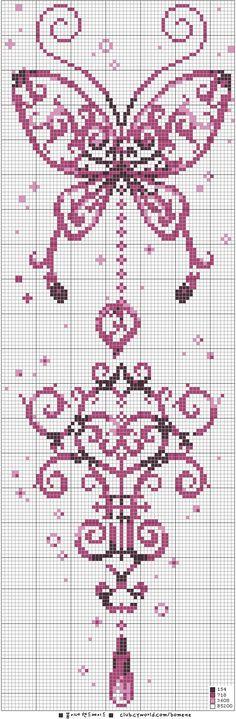 borboleta pt cruz