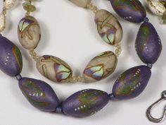 Pendulum Studios polymer beads on Flickr.