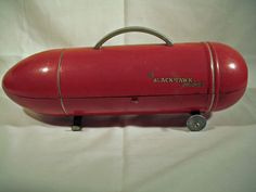 Vintage Blackhawk Bullet Tool Box.