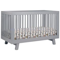 Babyletto Hudson Grey 3-in-1 Convertible Crib
