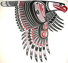 124041-native-american-hawk-design-native-american-eagle-tattoo-design.JPG (975×899)