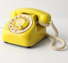 i miss rotary phones