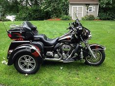 Cars and Motorcycles for Sale Harley Davidson Trike, Harley Davidson Touring, Trike Motorcycle, Used Motorcycles, Cars For Sale Used, Big Rig Trucks, 3rd Wheel, Custom Paint, Automobile