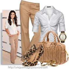 """Simple & Classic"" by uniqueimage ❤ liked on Polyvore"