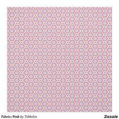 Fabric: Pink