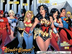 Wonder Woman - Who is Wonder Woman