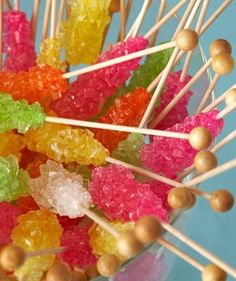 I would love a rock candy photo print somewhere in my home. So many fond memories of this candy. <3