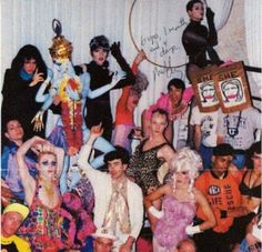Interview with original club kids on the Joan Rivers Show