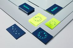Identity developed for Baillat Studio.A  numbered  limited edition of 200 Notebook have been produced for partners and clients.