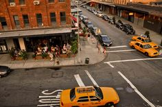 some scenes take place here, in the late 1980s --> meatpacking district, NYC