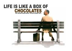 Image result for life is like a box of chocolates