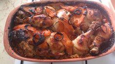 מתכון עוף ותפוחי אדמה בתנור - מתכונים מבית אמהות מבשלות ביחד