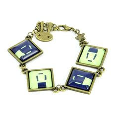 Amazon.com: Cosplay Dramatical Murder DMMD NOIZ Rabbit Blocks Wrist Bracelet Accessories.: Toys & Games