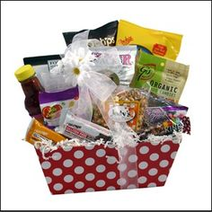 Our savory snacks party giftbasket boasts a premium assortment of if you would like to send a gluten free gift to a friend negle Gallery