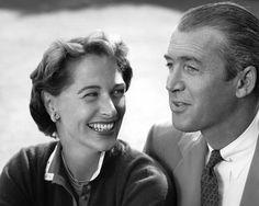 James Stewart & Gloria Hatrick.   *James Stewart's birthday, 20 May (1908)*   http://en.wikipedia.org/wiki/James_Stewart
