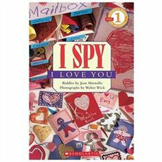 #CARTW                    #BooksJuvenile Nonfiction #Love                     I Spy I Love You                                    http://www.snaproduct.com/product.aspx?PID=7905449