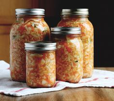 Kraut-chi is the delicious fusion of sauerkraut and kimchi! This step-by-step guide (with pictures!) will show you how easy it is to make at home!