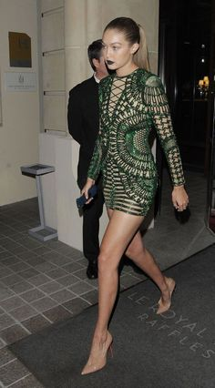 FunFunky.com Kendall Jenner and Gigi Hadid at The Reserve Restaurant : Global Celebrtities (F) - Page 4