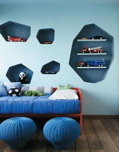 Apartamento Higienópolis / Rosenbaum® #bedroom #kids #fun