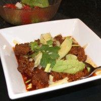 Meaty Paleo Chili