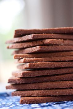 Homemade Cinnamon Graham Crackers ~ they are so yummy!