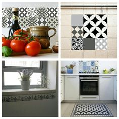 Tiles decals & pvc mats for your home