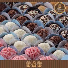 ✨Brigadeiros Gourmet de: Morangos, Leite Ninho, Chocolate ao Leite, Meio Amargo e Churros✨ -> Contatos : maisondubrigadeirobr@gmail.com 011-96073-3658 vitrine.elo7.com.br/maisondubrigadeiro www.facebook.com/maisondubrigadeiro •••••••••••••••••••••••••••••••••••••••••••••••••