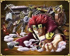 Captain Kid - One Piece Treasure Cruise Wiki - Wikia