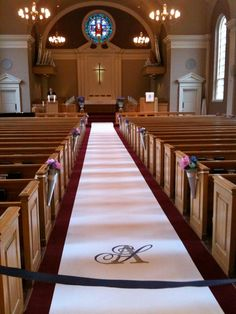 Wedding Church Altar Decorations with a Simple Design and Ideas