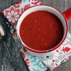 Easy Keto Marinara Sauce (Low Carb and Gluten Free)