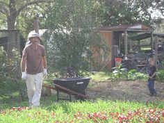 Thyme Square Gardens: Keep It Growing: Getting The Most Moisture During Times Of Drought