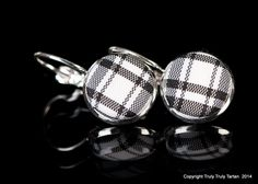 Designed & Handmade in Scotland by Trish Tracy Menzies Tartan
