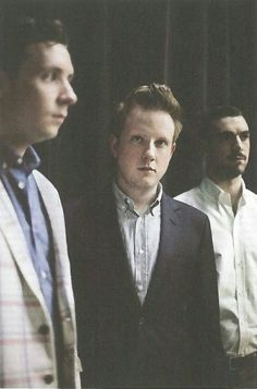 Two Door Cinema Club.