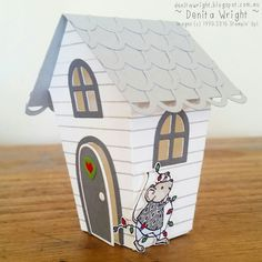The Creation Station Design Team Blog Hop for September. Favourites from the NEW Holiday Catalogue; Home Sweet Home Bundle & Merry Mice