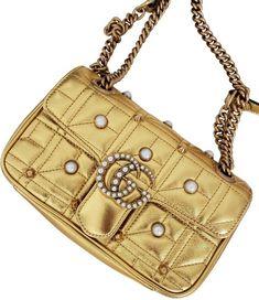 f003064e2fb6 14 Best Gucci Marmont Mini images | Couture bags, Designer handbags ...
