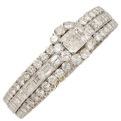 Shop diamond and gold bangles and other vintage and antique bracelets from the world's best jewelry dealers. Diamond Bracelets, Diamond Jewelry, Jewelry Bracelets, Bangles, Jewellery, India Jewelry, Bangle Bracelet, Silver Bracelets, High Jewelry