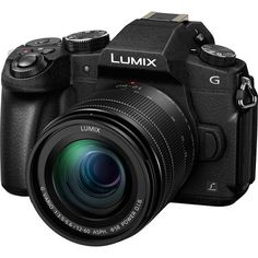 Lumix G85 and GH4 Firmware Update Instructions