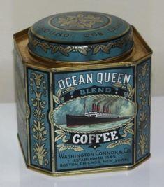 Ocean Queen Coffee