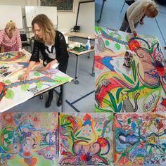 Lily Pulitzer, Night, Artwork, Work Of Art, Auguste Rodin Artwork, Artworks, Illustrators