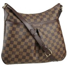 Louis Vuitton Crossbody Bag - Bloomsbury GM (the bigger one!) In love with big cross-body bags.