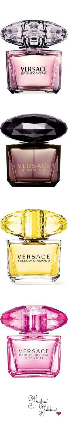 Frivolous Fabulous Fragrances by Versace | House of Beccaria~