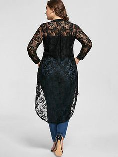 """Queen Zuri"" Plus Size Lace Tunic – Curvy Fashion Queen Plus Size Blouses, Plus Size Dresses, Plus Size Outfits, Anarkali Dress Online Shopping, Curvy Fashion, Plus Size Fashion, Nigerian Dress, Best Designer Dresses, Vetement Fashion"