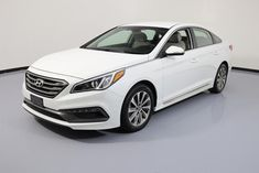 Nice Awesome 2015 Hyundai Sonata  2015 HYUNDAI SONATA SPORT HTD SEATS REAR CAM 30K MILES #059670 Texas Direct Auto 2017/2018