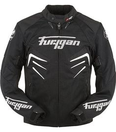 How to stay cool and protected during the summer - Furygan Skull Vented Jacket